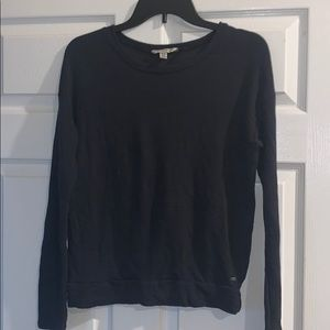 american eagle light crew neck sweatshirt